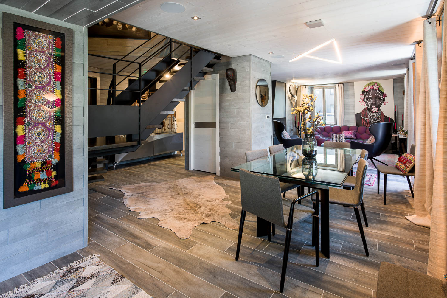 Exceptional apartment for sale in the centre of Chamonix