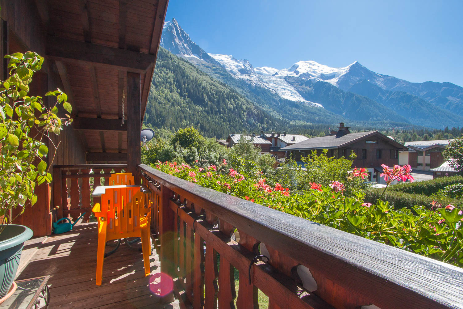 Apartment for sale in a chalet Chamonix
