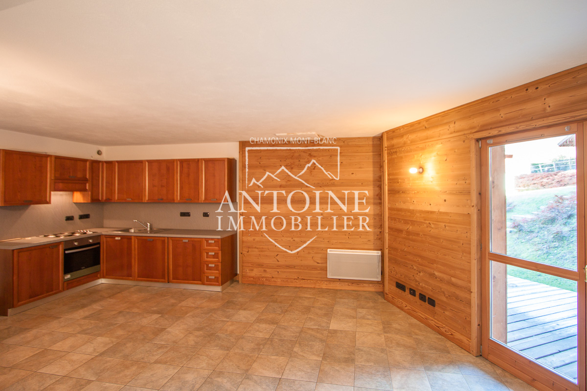Dining room apartment for sale Chamonix
