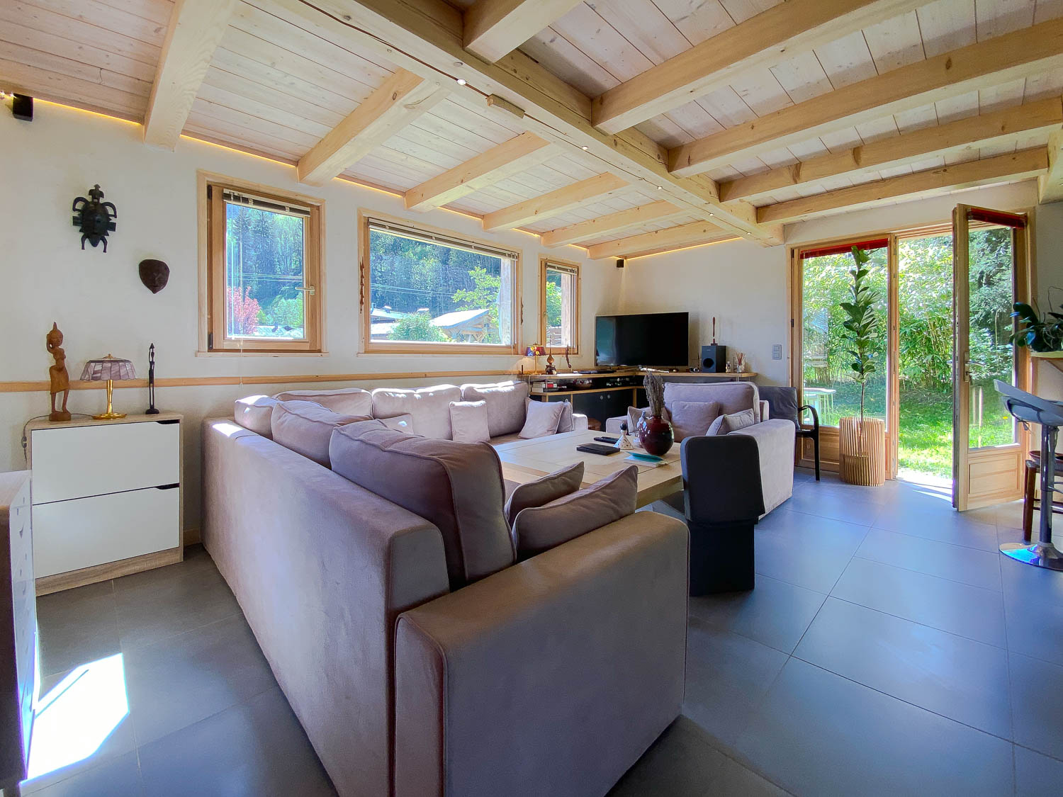 Chalet for sale Chamonix Les Bossons