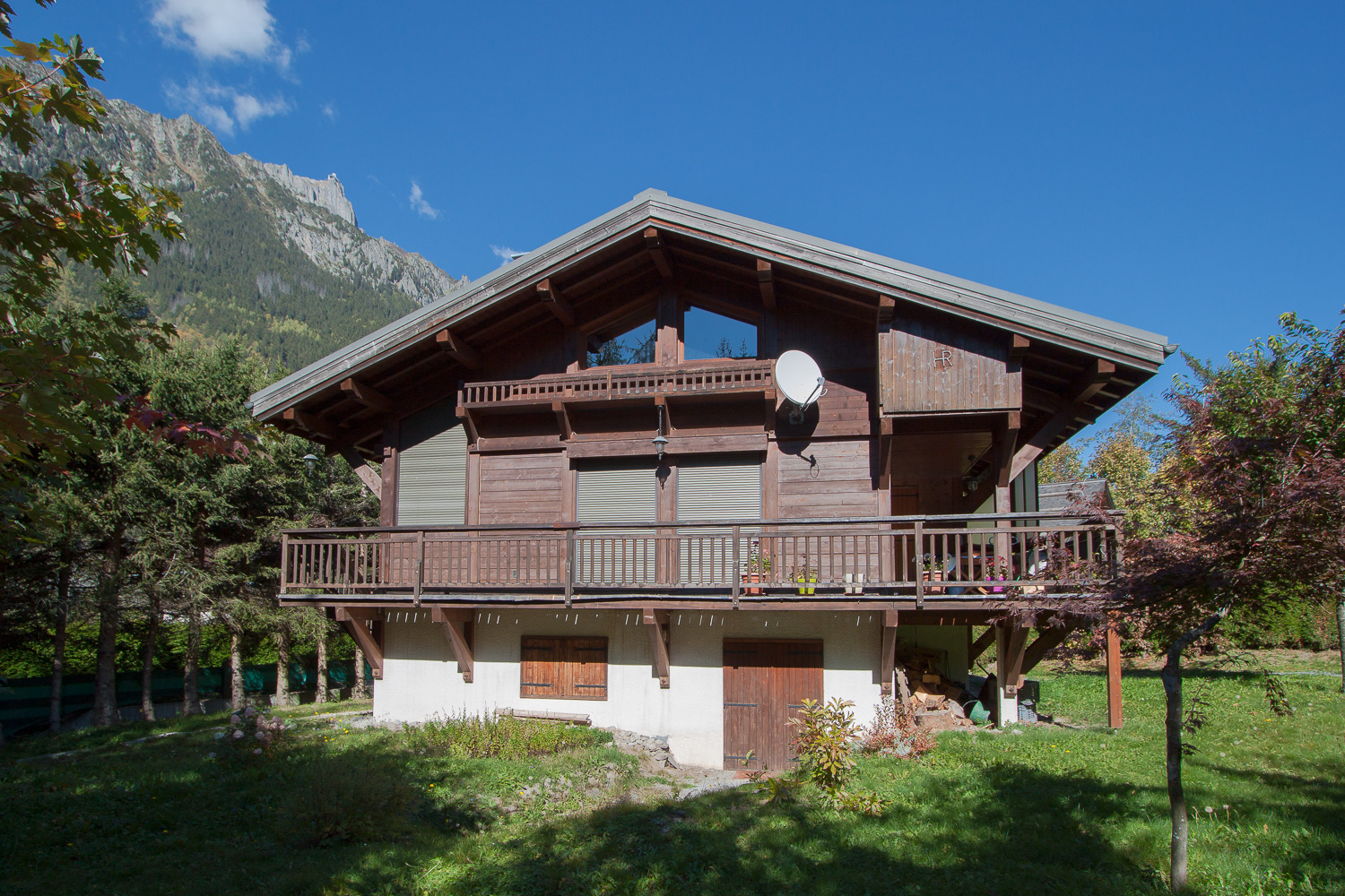 Chalet for sale in Chamonix Les Pèlerins