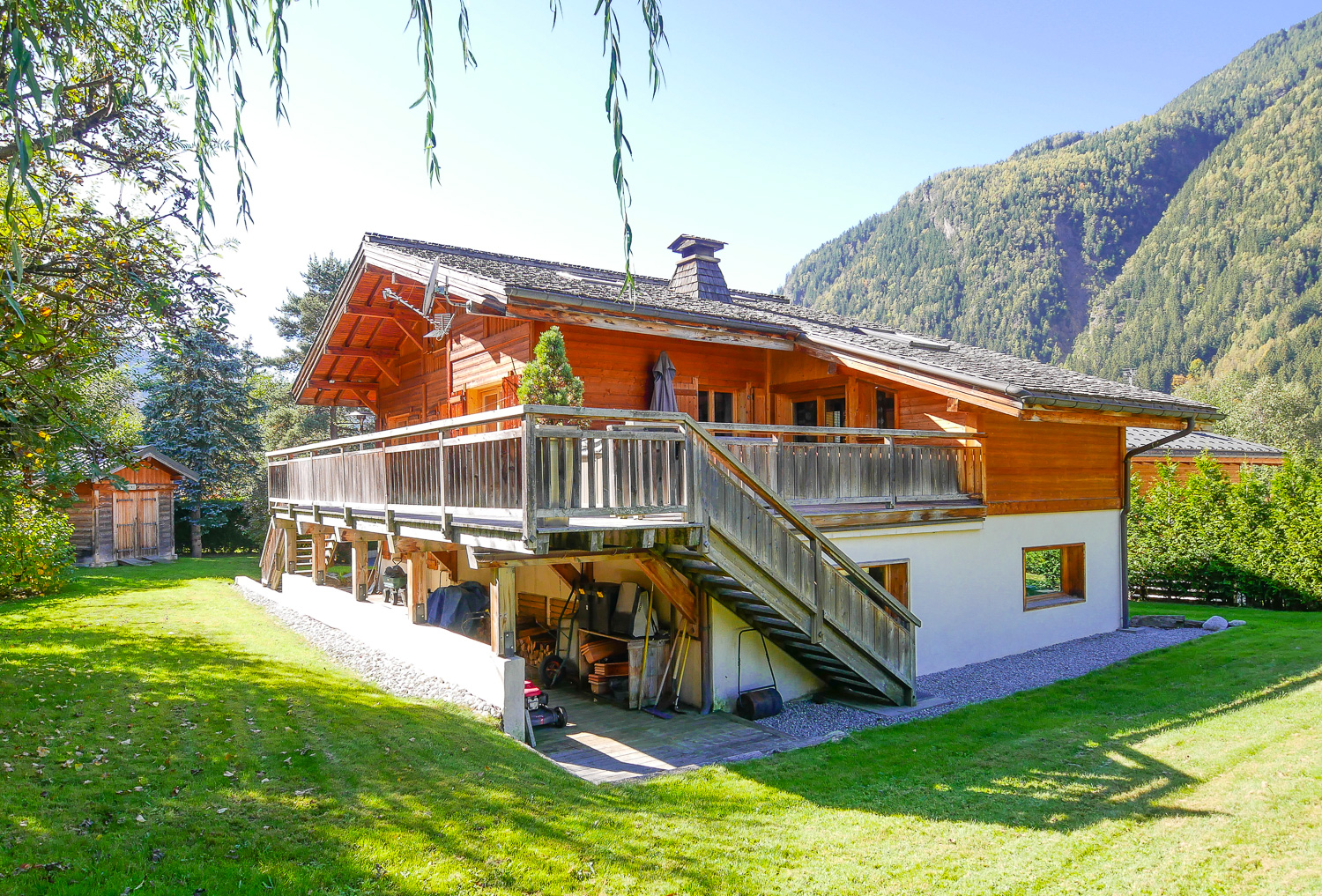 Chalet for sale Chamonix
