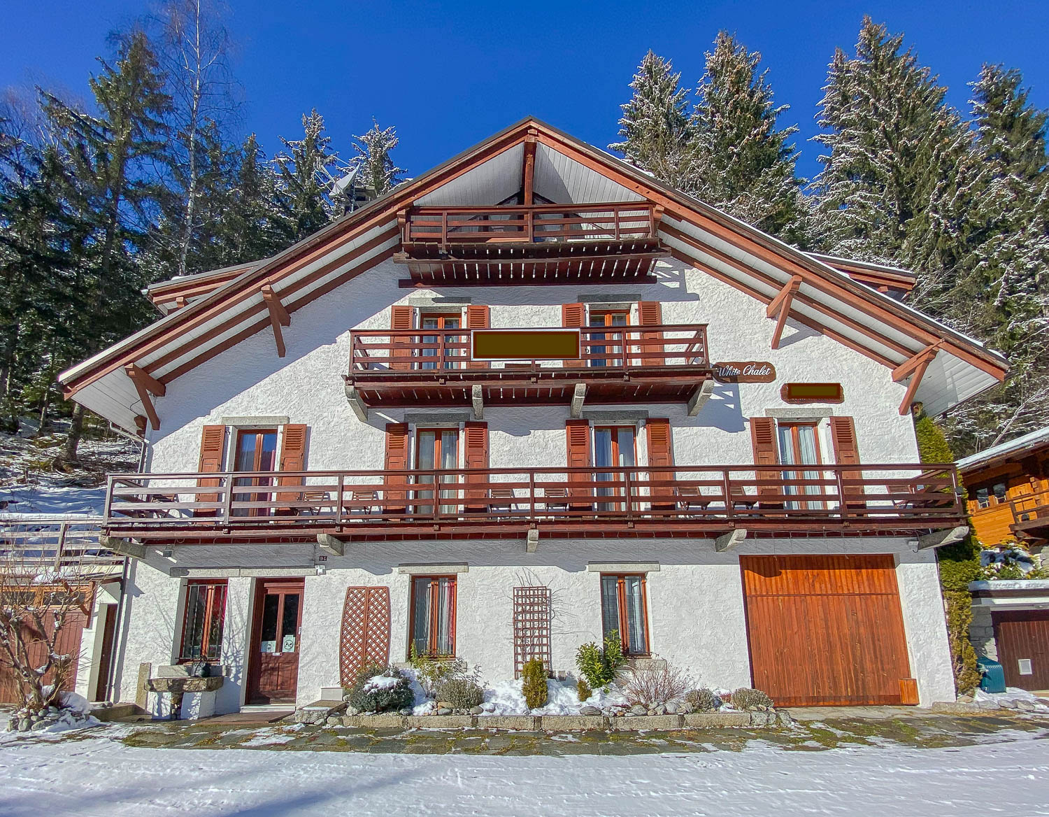 Chalet for sale in Chamonix - Argentière area