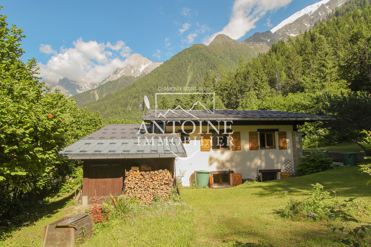 CHALET TRADITIONNEL LES HOUCHES