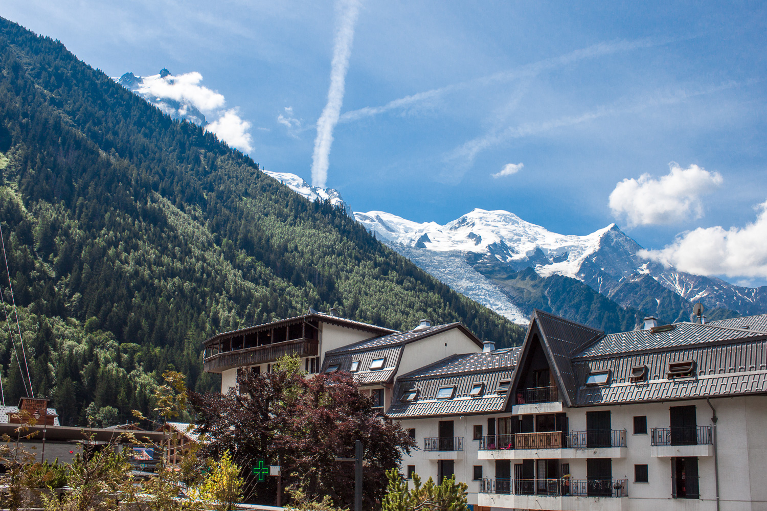 Apartment with terrace for sale Chamonix centre
