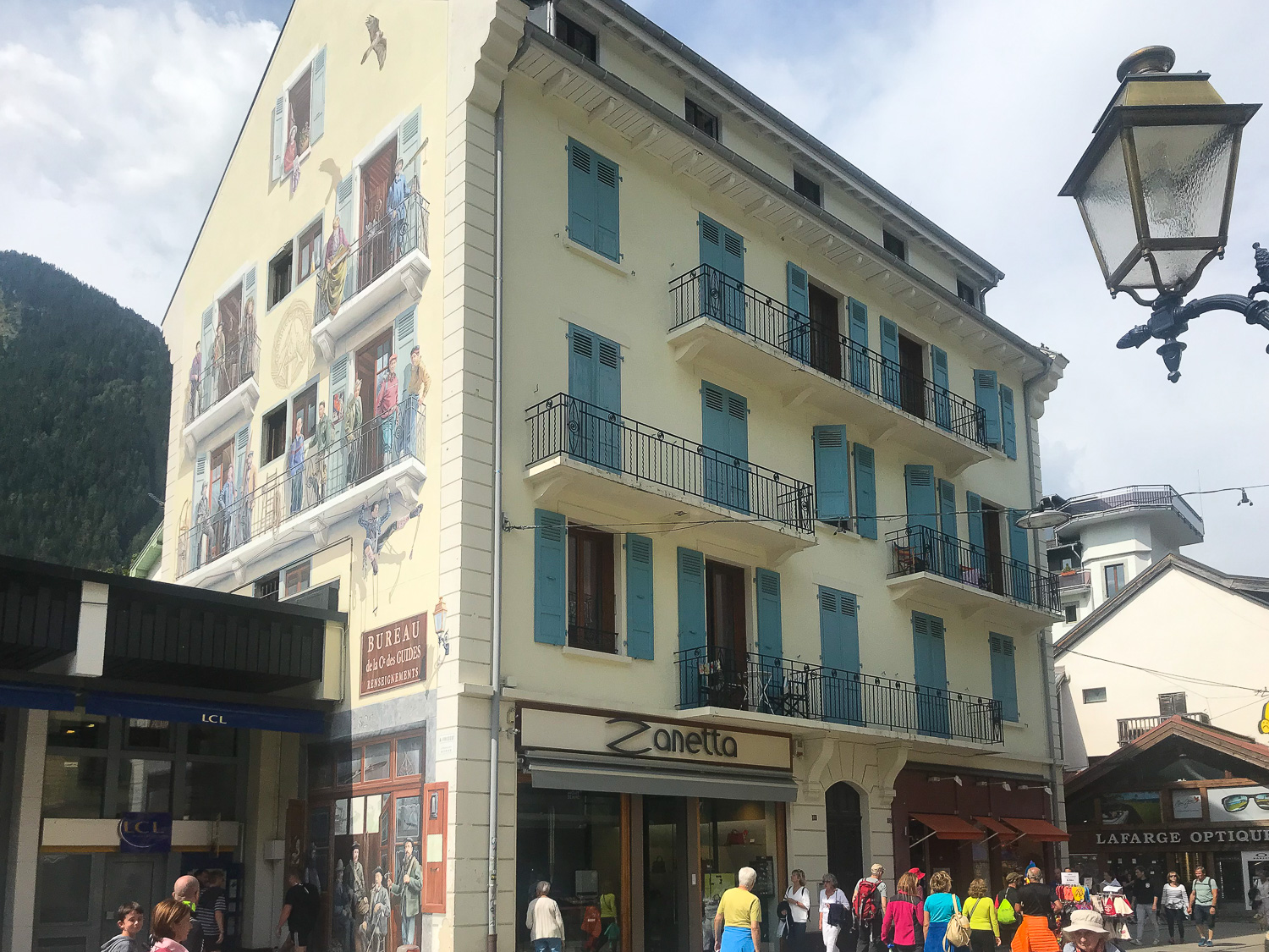 Apartement in the center of Chamonix