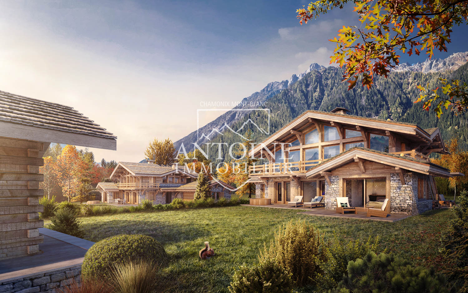 Prestigious new Chalet for sale Chamonix