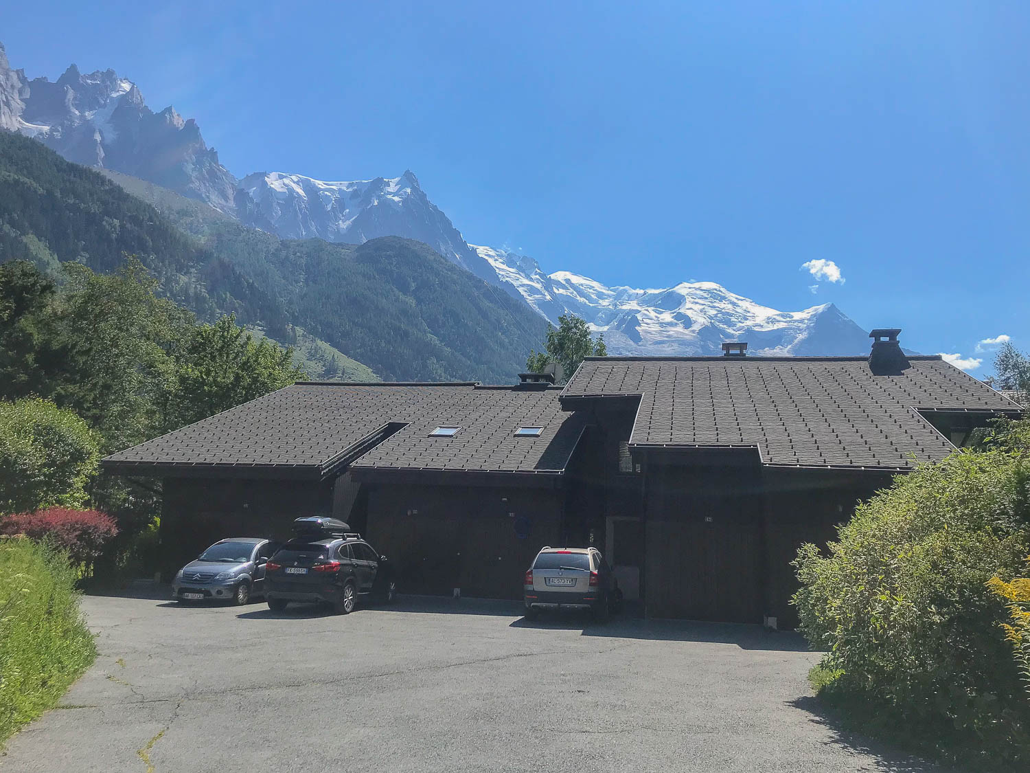 Apartment close to Chamonix centre, Champraz area