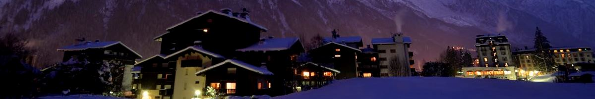 Apartment for sale in Chamonix.