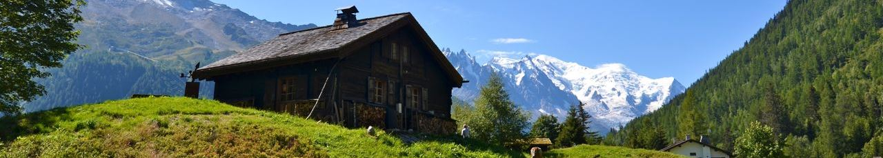 Buying a property in Argentière.